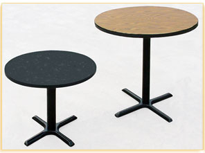 Correll Stand-Up and Bar Height Tables<br>