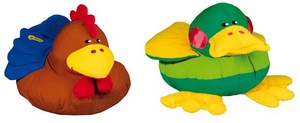 Cuddly Farmyard Animals Pack