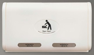 Diaper Depot Horizontal Changing Station<br>