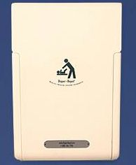 Diaper Depot Vertical Changing Station