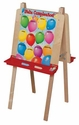 Double Adjustable Easel w/Plywood<br>