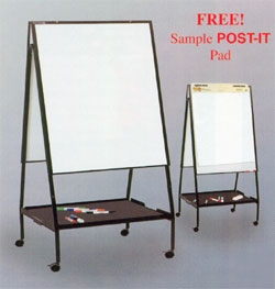 Easel on Wheels - Wheasel