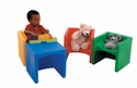 Chair Cube -Set of 4