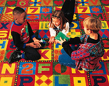 Floors that Teach Carpet - 12 ft. x 18 ft.