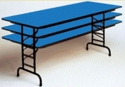 Folding Adjustable Activity Tables<br>