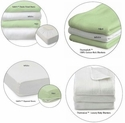 Foundation Crib Sheets and Blankets