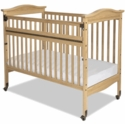 Foundations Biltmore Full-Size Baby Crib SafeReach Clearview <br>