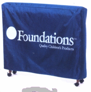 Foundations Hideway or Royale Compact Crib Cover<br>