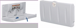 Foundations Horizontal Diaper Changer<br>