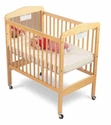 Foundations Serenity Compact Crib Mirror End<br>