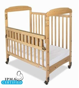 Foundations Serenity™ Compact-Size Crib SafeReach Mirror End <br>