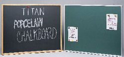 Ghent Porcelain-on-Steel Chalkboard