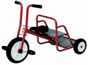 Italtrike Single Tricycle w/ Cargo Carrier