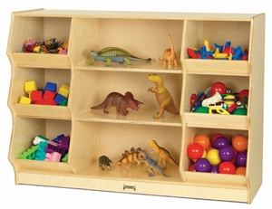Jonti-Craft Bin & Toy Storage
