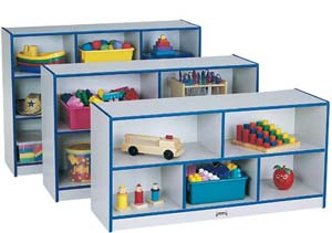 JonTi-Craft RA Low Single Toy Storage