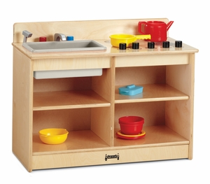 Jonti-Craft® Toddler 2-in-1 Kitchen
