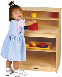 Jonti-Craft® Toddler Cupboard