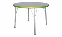 "School Table 42"" Round"