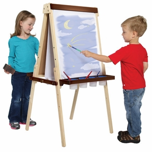 Kids Art Easel by Guide Craft