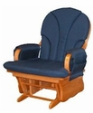 Lullaby Wood Rocker / Glider<br>