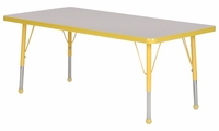 Mahar School Tables