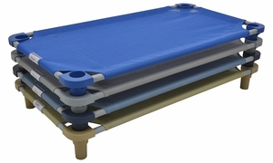Childrens Stacking Cots