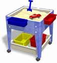 Youth Mobile Mite Sand & Water Table