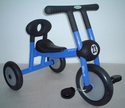 "Pilot 100 ""Walker"" Tricycle w/  Pedals"