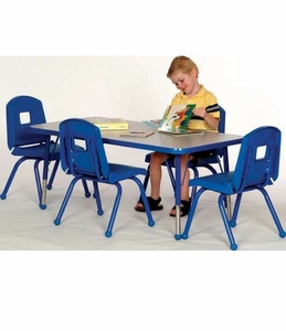 Kids Table and 4 Chair Set
