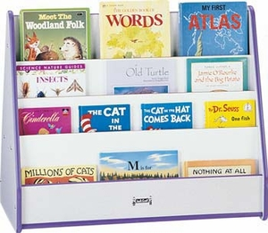RA Pick-a-Book Stand - 2 Sided