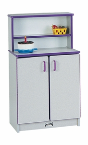 Rainbow Accents® Play Kitchen Cupboard