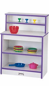Rainbow Accents® Toddler Cupboard