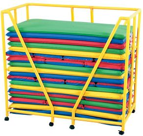 Rest Mat Trolley For Divider