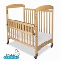 Safereach  Clear End Infant Cribs by Foundations<br>