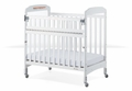 SaferReach  Clear End Infant Cribs by Foundations<br>