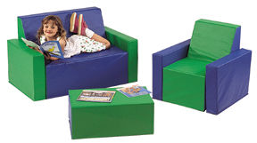 School Age Softplay Furniture
