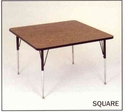 Square Activity Table (36X36)
