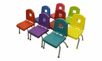 Stackable Preschool Chairs<br>