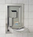 Stainless Steel Koala Kare Baby Changing Station<br>