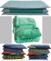 Peerless Plastics Fitted Sheets, Blankets and Pillow Case Sheets