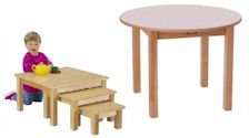 Tables for School and Daycare
