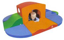 """""""The Best Tunnel"""" Play Center"""