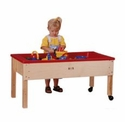 Toddler Height Sand-n-Water Table