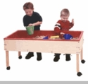 Toddler Sand and Water Table w/ Top