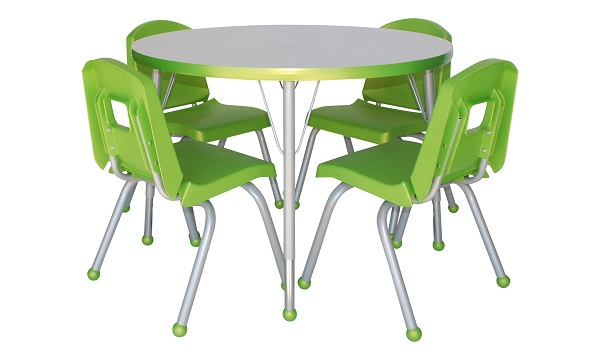 Toddler Table and 4 Chair Set<br>