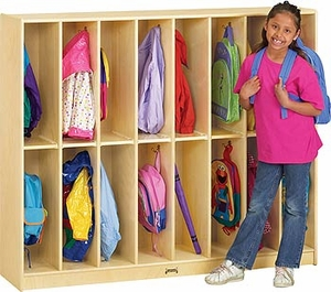 Trim Twin Lockers - 16 Sections