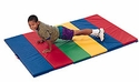 4 X 6 Rainbow Mat - With Handles