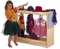 Wooden Mobile Dress Up Cart- Children's Wood Toys