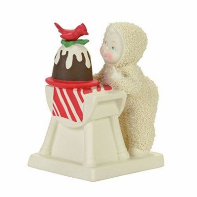 "Department 56 Snowbabies - ""Tasting the Pudding"""