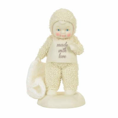 "Department 56 Snowbabies - ""Made With Love"""